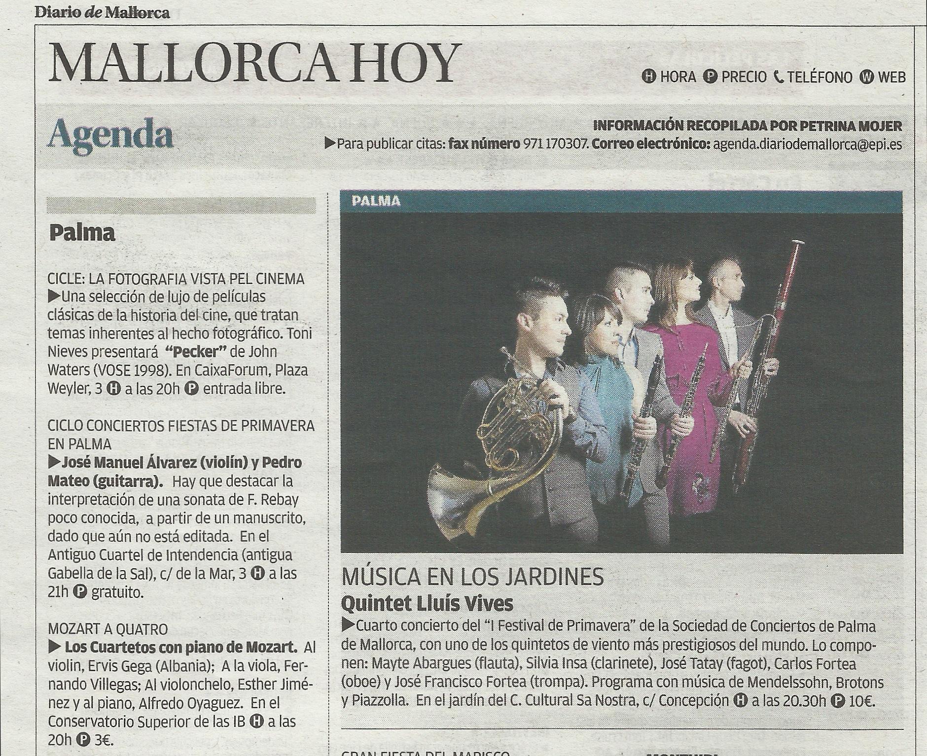 DiarioMallorca 18.06.14