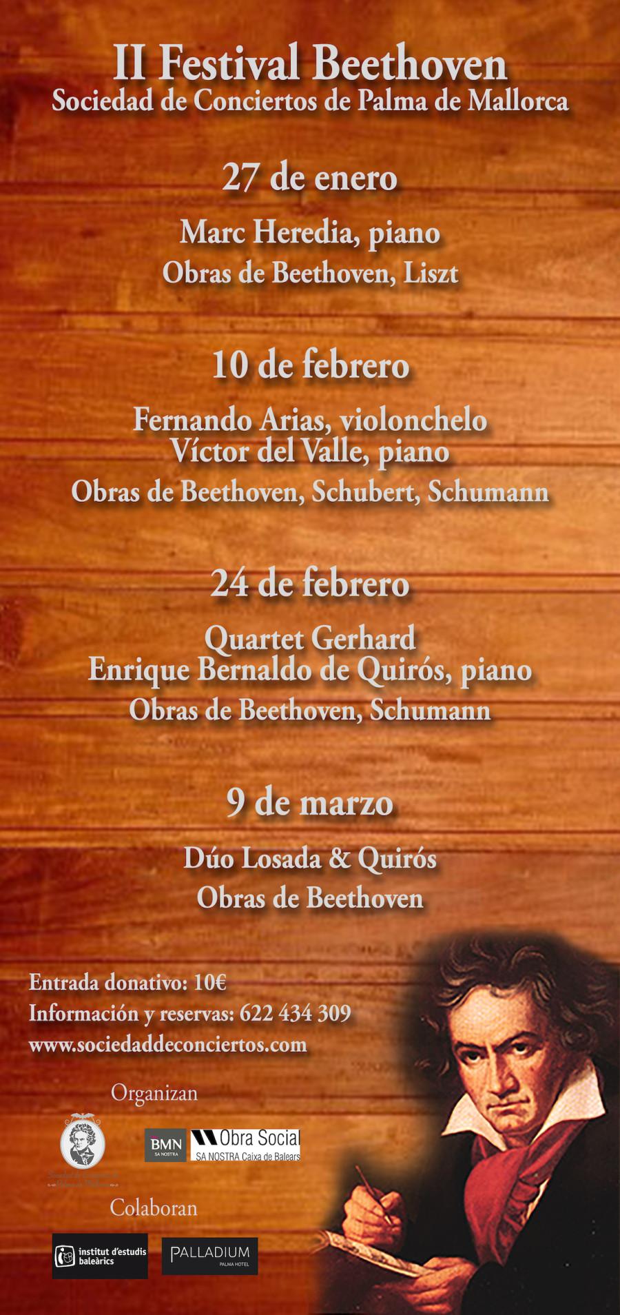 II Festival Beethoven
