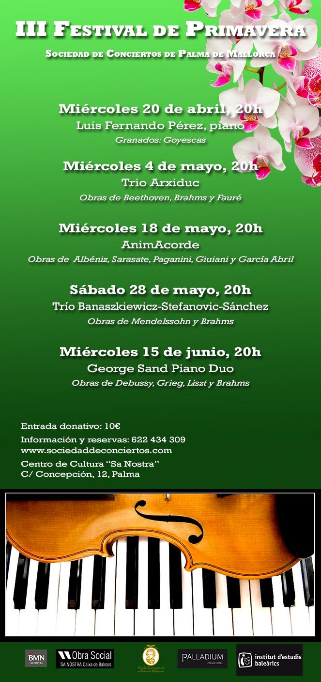 III Festival de Primavera